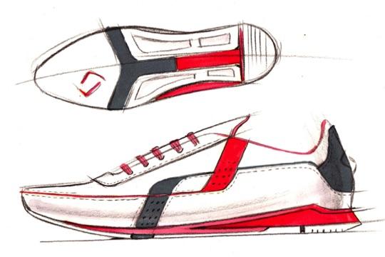 e3edfcb3f0d1 Michael DiTullo Brooks Footwear Design
