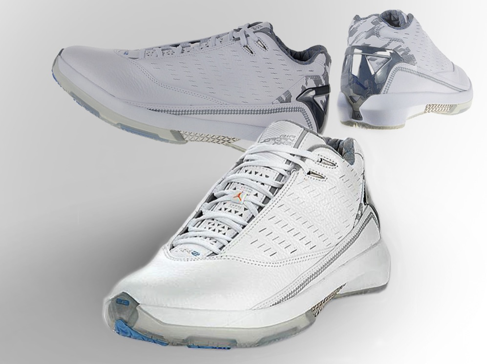 a052c0754659 Michael DiTullo Jordan Footwear Design
